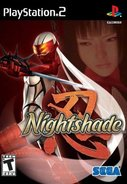 Cover zu Nightshade - PlayStation 2