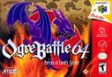 Cover zu Ogre Battle 64: Person of Lordly Caliber - Nintendo 64