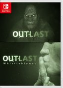 Cover zu Outlast: Bundle of Terror - Nintendo Switch