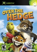 Cover zu Over the Hedge - Xbox