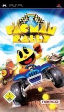 Cover zu Pac-Man Rally - PSP