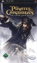 Cover zu Pirates of the Caribbean: Am Ende der Welt - PSP