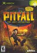 Cover zu Pitfall: The Lost Expedition - Xbox