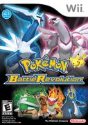 Cover zu Pokémon Battle Revolution - Wii