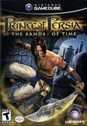 Cover zu Prince of Persia: The Sands of Time - GameCube