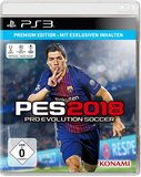 Cover zu Pro Evolution Soccer 2018 - PlayStation 3