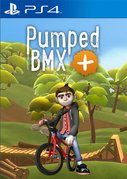 Cover zu Pumped BMX + - PlayStation 4