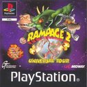 Cover zu Rampage 2: Universal Tour - PlayStation