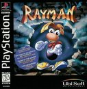 Cover zu Rayman - PlayStation