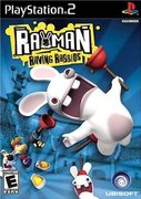 Cover zu Rayman Raving Rabbids - PlayStation 2