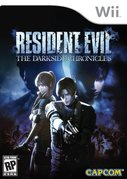 Cover zu Resident Evil: The Darkside Chronicles - Wii