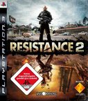 Cover zu Resistance 2 - PlayStation 3