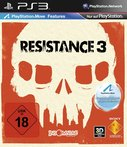 Cover zu Resistance 3 - PlayStation 3