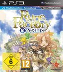 Cover zu Rune Factory: Oceans - PlayStation 3
