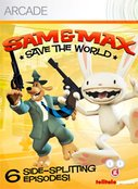 Cover zu Sam & Max: Season One - Xbox 360