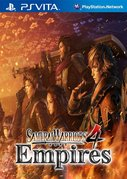 Cover zu Samurai Warriors 4 Empires - PS Vita