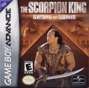 Cover zu Scorpion King: Sword of Osiris, The - Game Boy Advance