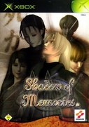 Cover zu Shadow of Memories - Xbox