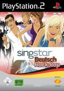 Cover zu SingStar Deutsch Rock-Pop - PlayStation 2