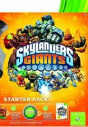 Cover zu Skylanders Giants - Xbox 360