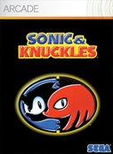 Cover zu Sonic & Knuckles - Xbox 360