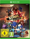 Cover zu Sonic Forces - Xbox One