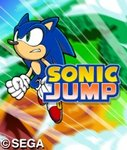 Cover zu Sonic Jump - Handy
