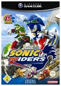 Cover zu Sonic Riders - GameCube