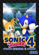 Cover zu Sonic the Hedgehog 4 - Episode II - PlayStation 3