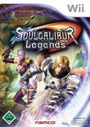Cover zu SoulCalibur Legends - Wii