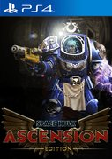 Cover zu Space Hulk Ascension Edition - PlayStation 4
