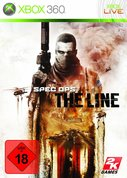 Cover zu Spec Ops: The Line - Xbox 360