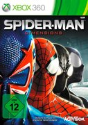 Cover zu Spider-Man: Dimensions - Xbox 360