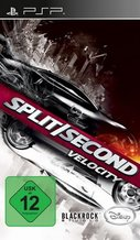 Cover zu Split/Second - PSP
