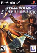 Cover zu Star Wars: Starfighter - PlayStation 2