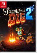 Cover zu Steamworld Dig 2 - Nintendo Switch