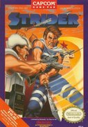 Cover zu Strider - NES