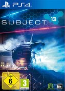 Cover zu Subject 13 - PlayStation 4