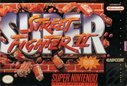 Cover zu Super Street Fighter II - SNES