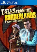 Cover zu Tales from the Borderlands - PlayStation 4