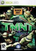Cover zu Teenage Mutant Ninja Turtles - Xbox 360