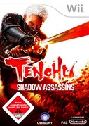 Cover zu Tenchu: Shadow Assassins - Wii