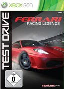 Cover zu Test Drive: Ferrari Racing Legends - Xbox 360