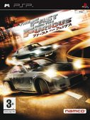 Cover zu The Fast and the Furious: Tokyo Drift - PSP