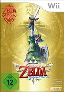 Cover zu The Legend of Zelda: Skyward Sword - Wii
