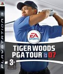 Cover zu Tiger Woods PGA Tour 07 - PlayStation 3