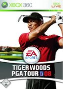 Cover zu Tiger Woods PGA Tour 08 - Xbox 360