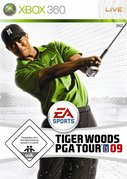 Cover zu Tiger Woods PGA Tour 09 - Xbox 360