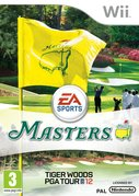Cover zu Tiger Woods PGA Tour 12: The Masters - Wii