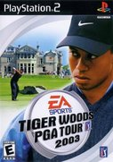 Cover zu Tiger Woods 2003 - PlayStation 2